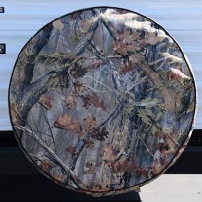 """Picture of ADCO  Camo 21-1/2"""" Size-O Spare Tire Cover 8760 01-0215"""