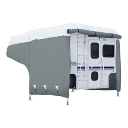 Picture of Classic Accessories PolyPRO (TM) 3 Polypropylene Water Resistant RV Cover For 8-10' Campers 80-036-143101-00 01-0384