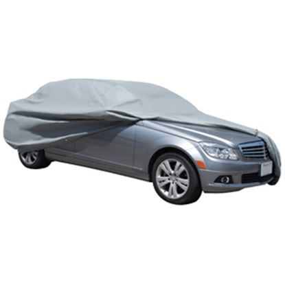 """Picture of ADCO  1 Layer Fabric Large Cover For Universal 16' 9""""-19'L Car 30903 01-1282"""