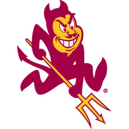 Picture of PowerDecal College Series Arizona St. Powerdecal PWR460201 03-1572