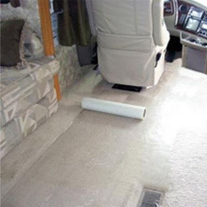 """Picture of Surface Shield  21""""W X 1000'L Clear Floor Protector 022-CSS211000RV 04-0398"""