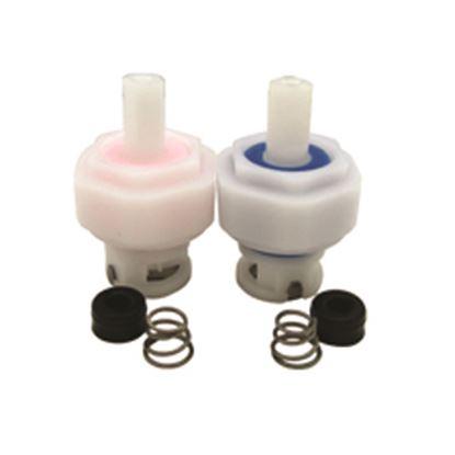 Picture of Dura Faucet  1/4 Turn H&C Faucet Stem & Bonnet for Dura Faucet DF-RK200 10-9012