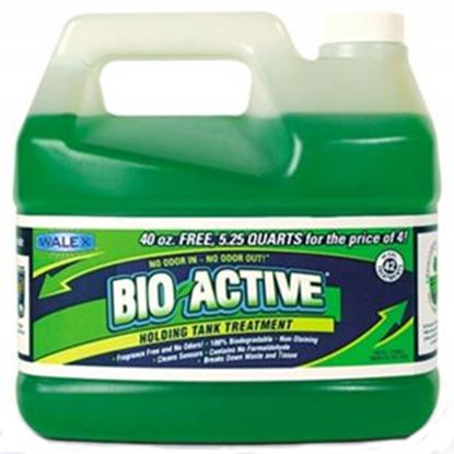 Picture of Walex Bio-Active (R) 168 Oz Bottle Holding Tank Treatment BAHT168 13-0383
