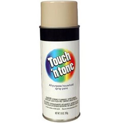Picture of DAP Touch N Tone 10Oz Almond Spray Can Paint 003-55285 13-0537