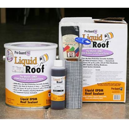 Picture of Pro Guard Liquid Roof EPDM Rubber Roof Repair Kit F9991-K 13-1381