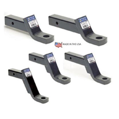 """Picture of B&W Hitches  Class IV 2"""" 16K 4"""" Drop x 6""""L Ball Mount BMHD30012 14-0303"""