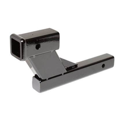 "Picture of Demco RV  2"" Hitch Receiver Tube w/6"" Drop/ Rise for Demco Victory Series 9523060 14-3418"