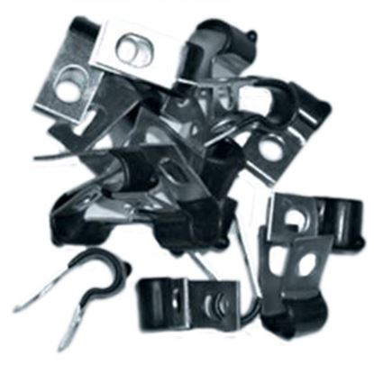 """Picture of Camco  25-Pack 5/16"""" Metal Cable Clamp 65042 19-7555"""