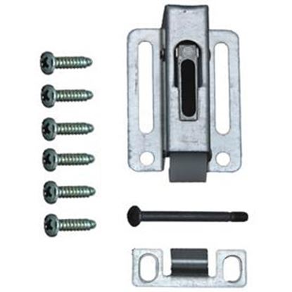 """Picture of AP Products  7/8"""" Positive Pull-To-Open Catch 013-025-1 20-0529"""