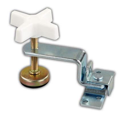 """Picture of JR Products  4.15"""" Spacing Zinc Fold-Out Bunk Clamp 20795 20-1957"""