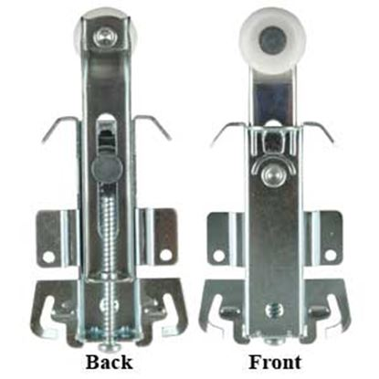 Picture of JR Products  2-Pack Top Mounted Door Roller For Closet Doors 20575 20-1992