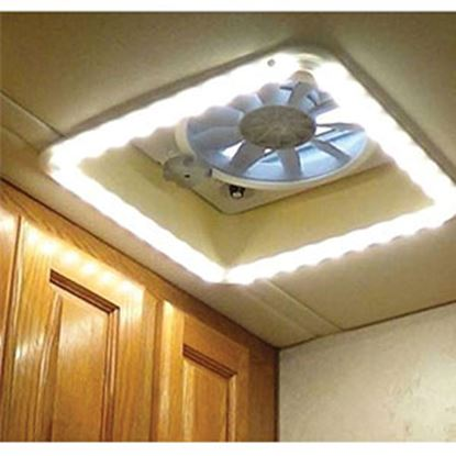 Picture of Heng's  Cool White Roof Vent LED Trim Light HG-LR-W-CW-AFT 23-4782