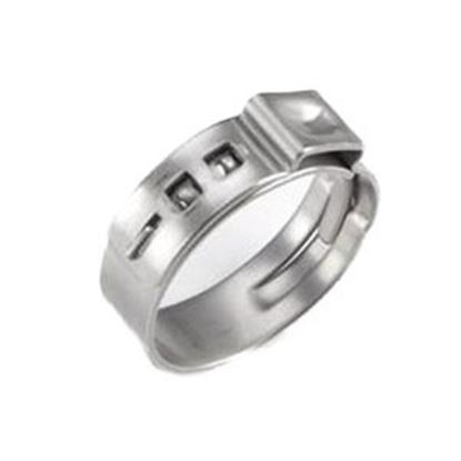 """Picture of BestPEX  3/8"""" Stainless Steel Hose End Clamp 61117 69-5050"""