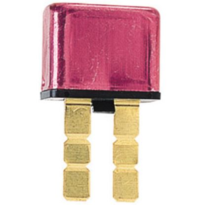 Picture of Bussman TYPE I 20A/ 12V Snap-Off Yellow Blade Auto Reset Circuit Breaker BP/UCB-20-RP 69-8498