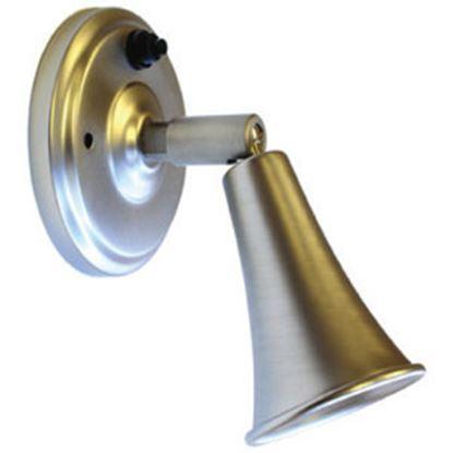 Picture of Lasalle Bristol  12V Spot Light w/Brushed Nickel Housing 410135401401RT 69-9240
