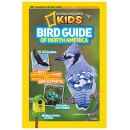 "Picture of National Geographic  176 Pages 9""H x 6""W United States Kids Bird Guide Atlas By National Geograph BK26310942 69-9365"